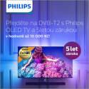 5 let záruka na OLED televize Philips