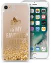 Puro zadní kryt AQUA pro Apple iPhone 8/7/6, zlatá