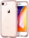 Spigen Neo Hybrid Crystal 2 pouzdro pro Apple iPhone 7/8, růžovo-zlatá