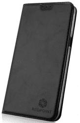 RedPoint Magnetic knížkové pouzdro pro Samsung Galaxy A8 2018, černá