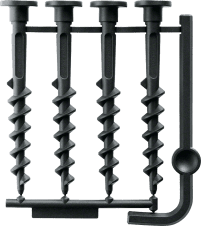 Bosch Indego Upevňovací hřeby