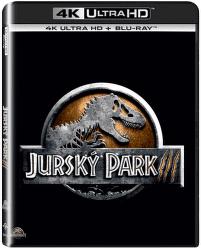 Jurský park 3 - Blu-ray + 4K UHD film