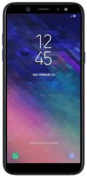 Samsung Galaxy A6 2018 32 GB černý vystavený kus s plnou zárukou
