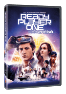 Ready Player One: Hra začína DVD film