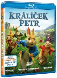 Králíček Petr - Blu-ray film