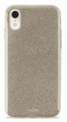 Puro Shine pouzdro pro Apple iPhone Xr, zlatá