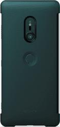 Sony Style Touch flipové pouzdro pro Sony Xperia XZ3, zelená