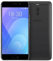 Meizu M6 Note 16 GB černý
