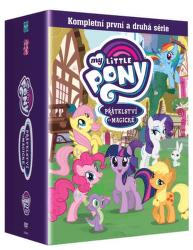 My Little Pony: Přátelství je magické - 1. a 2. série - DVD film