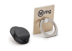 MRing univerzální držák, zlatá