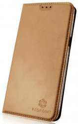 RedPoint Magnetic knížkové pouzdro pro Xiaomi Mi A1, zlatá