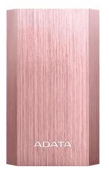 Adata A10050 powerbanka 10 050 mAh, růžově-zlatá