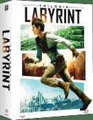 Labyrint: Trilogie - 3x Blu-ray kolekce
