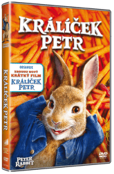 Králíček Petr - DVD film
