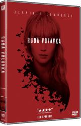 Rudá volavka DVD film