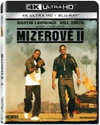 Mizerové II - Blu-ray + 4K UHD film
