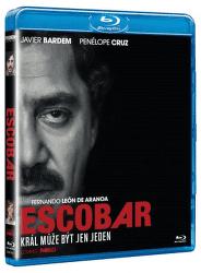 Escobar - Blu-ray film