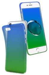 SBS Cool zadní kryt pro iPhone 6/7 modro-zelený