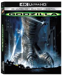 Godzilla 1998 BD UHD