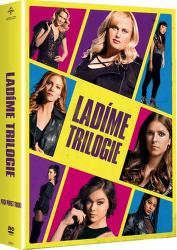 Ladíme Trilogie  3x DVD film