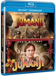Jumanji kolekce - Blu-ray film