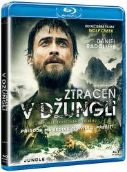 Ztracen vdžungli - Blu-ray film