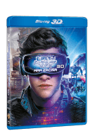 Ready Player One: Hra začíná BD 3D+2D film