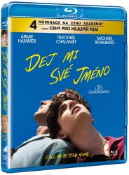 Dej mi své jméno - Blu-ray film