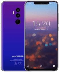 Umidigi Z2 Special Edition Dual SIM modrý