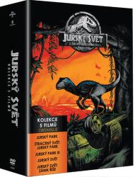 Jurský svět: Kolekce - 5x DVD film