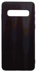 Mobilnet Gradient pouzdro pro Samsung Galaxy S10, tmavá fialová