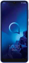Alcatel 34 GB/64 GB modrý
