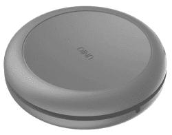 Uniq Halo USB-A/Lightning kabel 1,2 m, šedá
