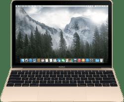 Apple MacBook 12 MK4N2CZ/A zlatý