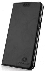 RedPoint Magnetic knížkové pouzdro pro Xiaomi Redmi Note 5A, černá