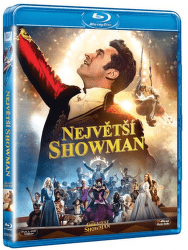 Největší showman - Blu-ray film