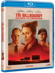 Tři billboardy kousek za Ebbingem - Blu-ray film