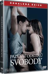 Padesát odstínů svobody - DVD film