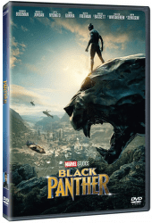 Black Panther DVD film