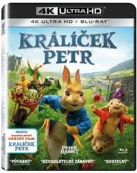 Králíček Petr - Blu-ray + 4K UHD film