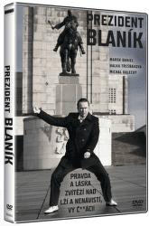 Prezident Blaník - DVD film
