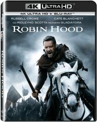 Robin Hood - Blu-ray + 4K UHD film