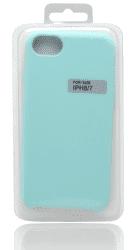 Mobilnet silikonové pouzdro pro Apple iPhone 7/8, zelené