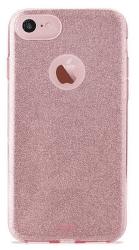 Puro Shine pouzdro pro Apple iPhone 8/7/6S/6, růžovo-zlatá