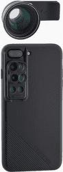 ShiftCam 2.0 Pro Lens + teleobjektiv Pro Lens pro iPhone 7+/8+, černá