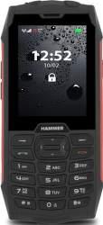 MyPhone Hammer 4 červený