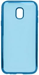 Mobilnet gumové pouzdro pro Samsung Galaxy J3 2017, modrá