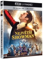 Největší showman - Blu-ray + 4K UHD film