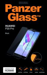 PanzerGlass tvrzené sklo pro Huawei P20 Pro, černé