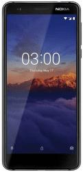 Nokia 3.1 černý
